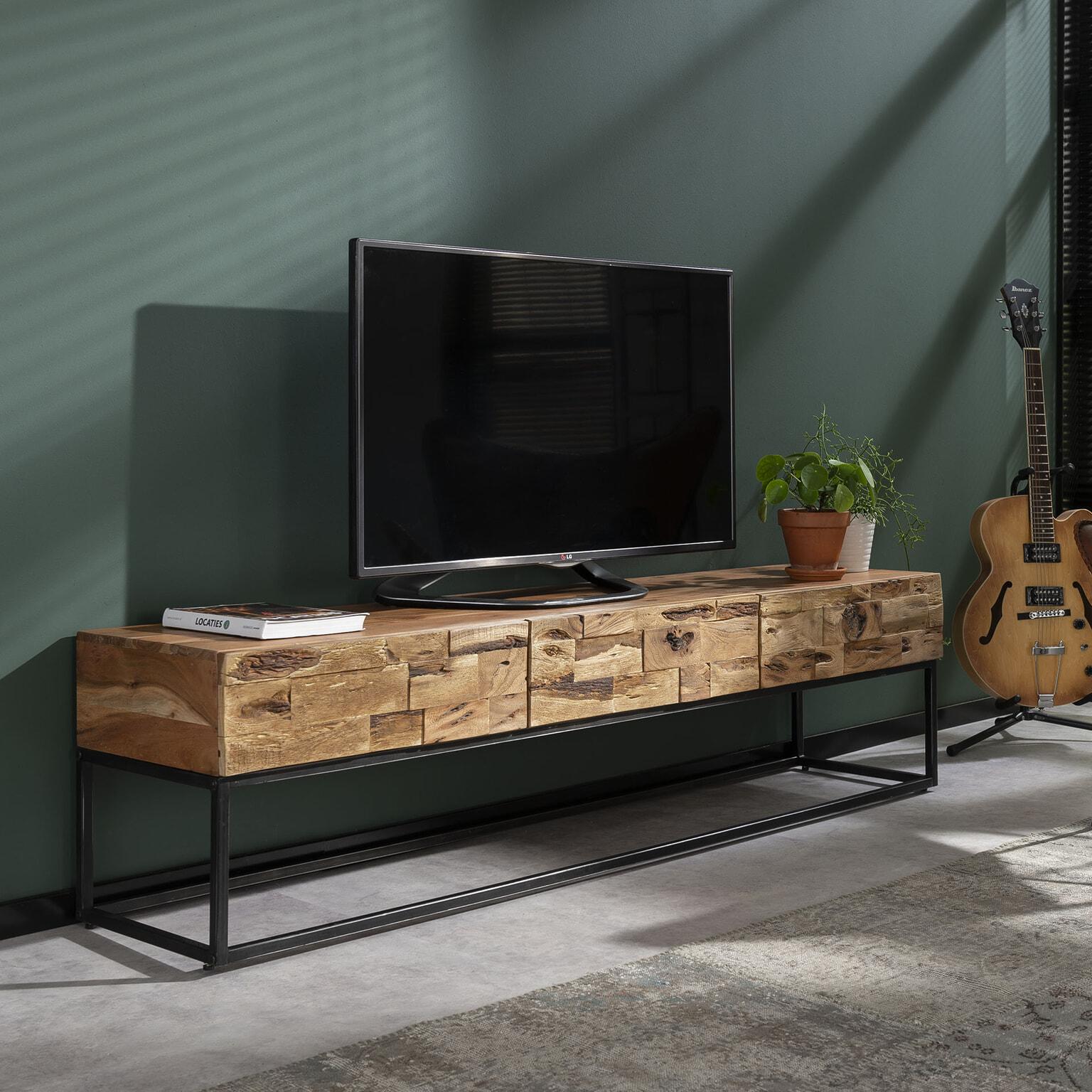 5 Tipps für die Dekoration Ihres TV-Schranks